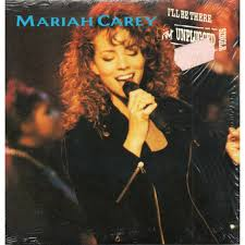 mtv unplugged single i ll be there so blessed by carey
