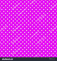 white yellow polka dots on pink stock illustration 358111145