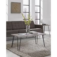 Oak Living Room Tables by Altra Furniture Owen Sonoma Oak Coffee Table 5067096pcom The