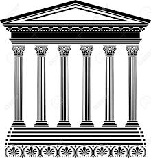 greek temple floor plan greek architecture temples interior design