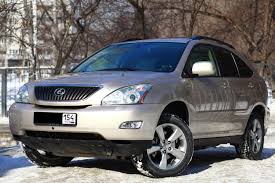 lexus rx 2004 продажа автомобиля с пробегом lexus rx 330 2004 год бежевый