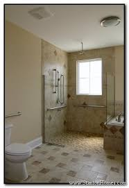handicap bathroom design wheelchair accessible homes accessible shower design photos