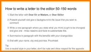how to write an excellent cover letter paper