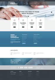 financial advisor moto cms html template 56086