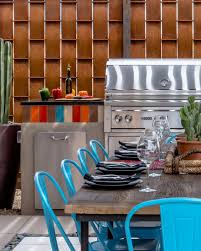 Turquoise And Orange Kitchen by Rooms Viewer Hgtv