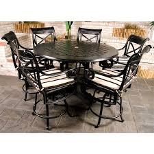Counter Height Patio Chairs Dynasty Counter Height Outdoor Garden Furniture Outdoor Gardens
