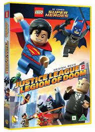 lego movie justice league vs buy lego batman justice league vs legion of doom with figure dvd