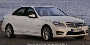 mercedes amg c200 mercedes c class c200 blueefficiency avantgarde amg sports