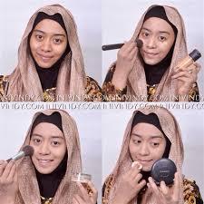tutorial makeup natural hijab pesta collection of tutorial makeup natural hijab pesta ini vindy yang