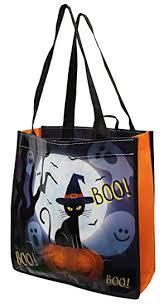 amazon com earthwise halloween trick or treat bags reusable