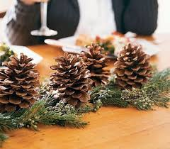 pine cone table decorations christmas table decorations with pine cones psoriasisguru
