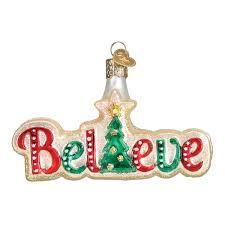 believe ornament ornaments callisters callisters