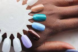 best nail polish colors for dark skin tones summer neutral red