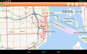 Little Havana Miami Map by Miami Offline Mappa Map Google Play Store Revenue U0026 Download