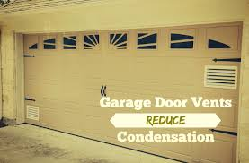 Overhead Garage Door Austin by How To Install Vents On A Garage Door Neighborhood Garage Door