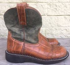 ebay womens cowboy boots size 11 womens toe cowboy boots ebay