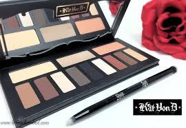 kat von d shade and light eye looks kat von d shade and light eye contour palette and brush review and