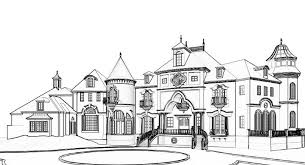 chateau style house plans luxury homes mansions plans design architect