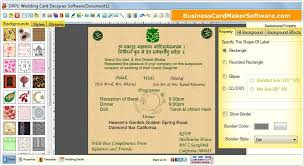 Wedding Invitation Software Wedding Card Maker Software Make Invitation Cards For Marriage