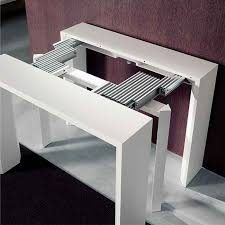 expandable table expandable console dining table impressive expandable console