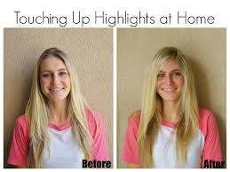 So Cap Hair Extensions Before And After by Refashioning Hair Highlighting Hair At Home