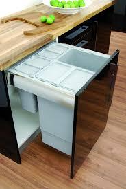 kitchen storage waste management