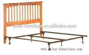 Metal Bed Frame Headboard Metal Bed Frame With Headboard Clandestin Info