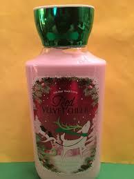 Breathe Comfort Vanilla Milk Lotion Bath U0026 Body Works Red Velvet Cheer Body Lotion Large Full Size