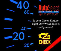 what would make a check engine light go on is your check engine light on what does that really mean