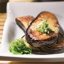 recettes de cuisine japonaise aubergines à la japonaise recettes cuisine et nutrition