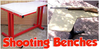 Portable Shooting Bench Building Plans Over 20 Shooting Bench Plans Planspin Com Diy Woodworking Plans