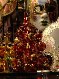 venetian ornaments in italy shopping and