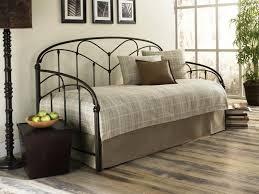 bedroom furniture sets folding white daybed metal bed frame