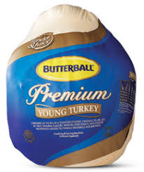frozen whole turkey new 3 00 butterball fresh or frozen turkey coupon 5 mail
