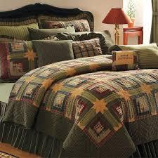 Cabin Bed Sets Tea Cabin Quilted Bedding Log Cabin Quilt Bedding Sets Log Cabin