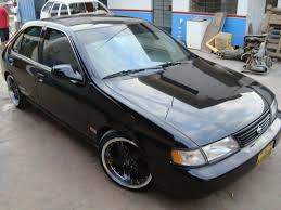 nissan sunny 1990 modified nissan sunny b14 image 90