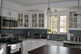 subway glass tiles for backsplash kitchen countertops and