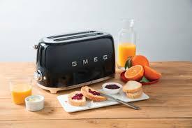 Best Toaster Uk Smeg U0027s New Four Slice Toaster Awarded With Which Best Buy Smeg Uk