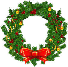 christmas wreath large transparent christmas wreath png picture gallery