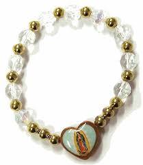 our of guadalupe rosary our of guadalupe rosary bracelet with free rosary and