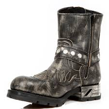 motorbike boots brown grey python pattern motorcycle boots w flames