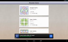 andoku sudoku 2 free apk download android puzzle games