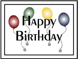 birthday balloons for men birthday cliparts cliparts zone