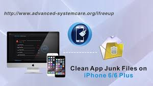 how to clean app junk files on iphone 6 6 plus to free up more