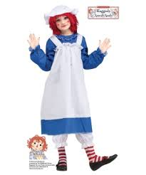 Rag Doll Halloween Costume Rag Doll Costumes Costumes U0026 Ragdoll Costume Accessories Kids