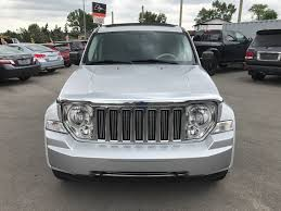 silver jeep liberty 2008 2008 jeep liberty limited sold used vehicle sales new u0026 used