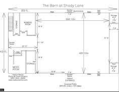 starting a wedding venue business event barn floor plans the barn pugh auditorium shorty s stage