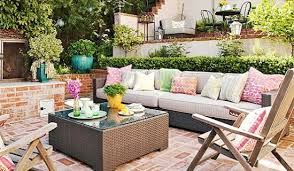 outdoor space ideas inspiring small outdoor space ideas at decorating spaces set patio