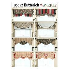 valances for living rooms waterfall valances for living room voile waterfall valance for
