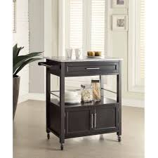 Walmart Kitchen Islands by Dolly Madison Kitchen Cart Walmart Portable Islands Microwave On